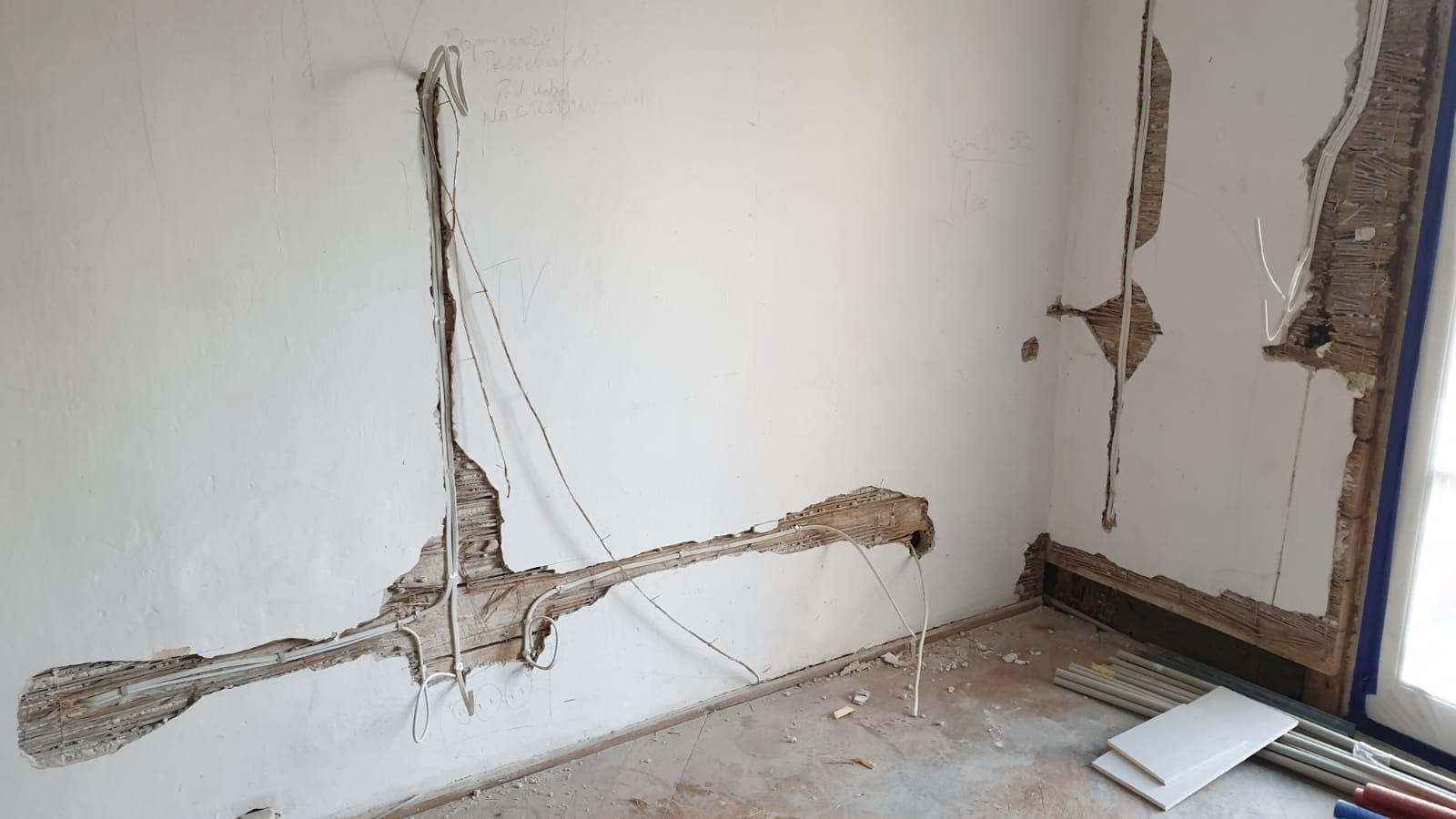 instalacja elektryczna, nadzór remontu, inspektor nadzoru