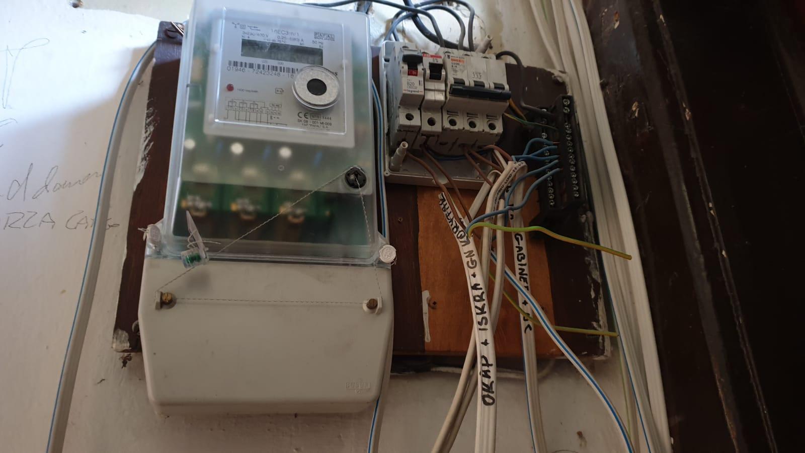 remont instalacji elektrycznej, nadzór remontu, inspektor nadzoru