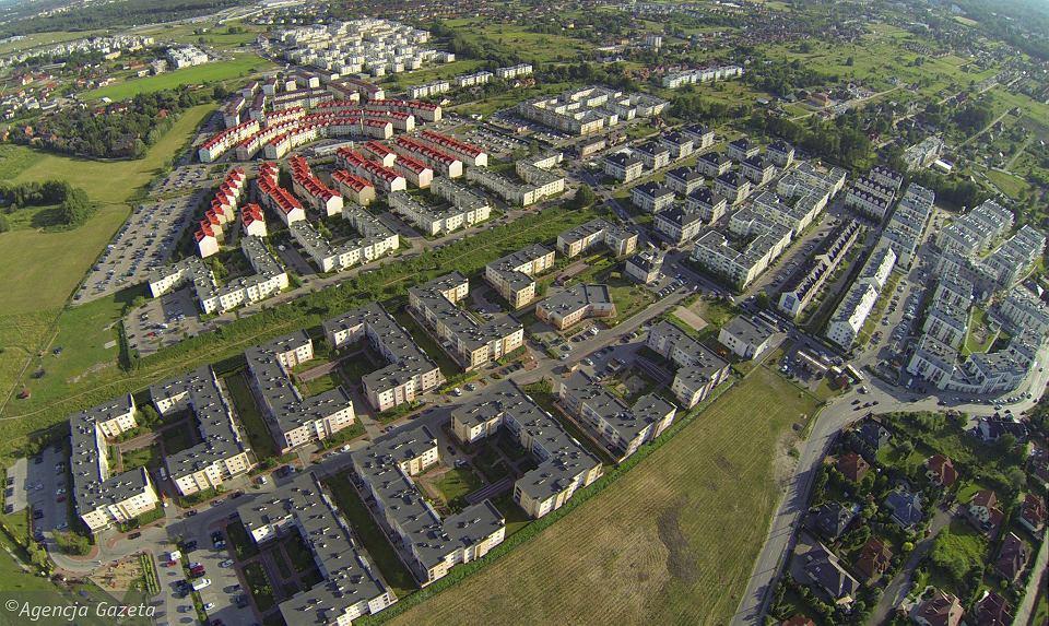 osiedla w Warszawie