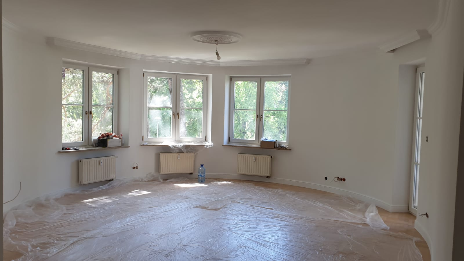 remont salonu, opinia techniczna