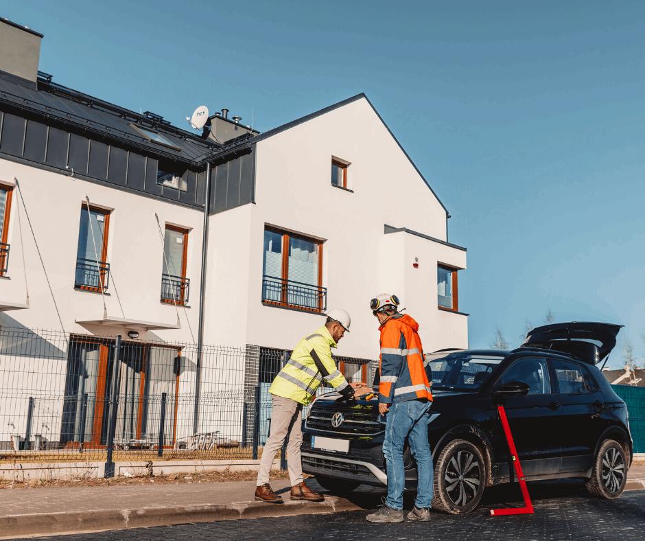 nadzór budowy domu