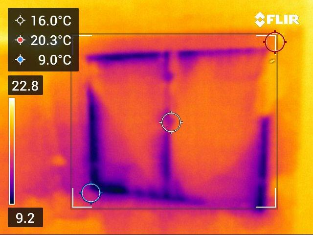 Badanie termowizyjne mieszkania