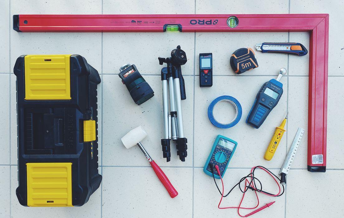 narzędzia, odbiór deweloperski, odbiór mieszkania