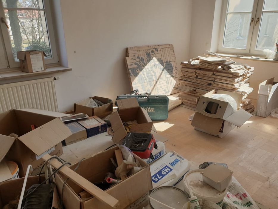 Opinia techniczna prac remontowych