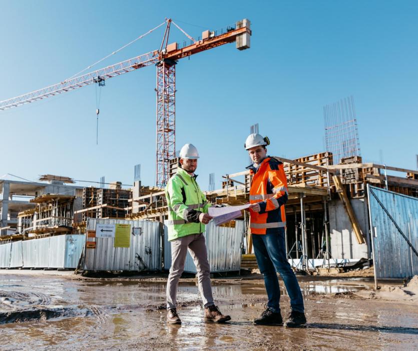 inspektor nadzoru budowy domu, budowa