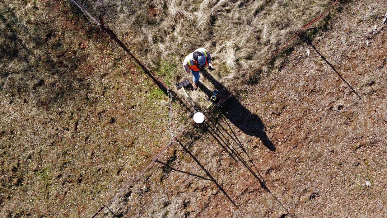Geodeta, wyznaczanie granic nieruchomości