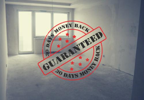 Rękojmia i gwarancja dla nieruchomości