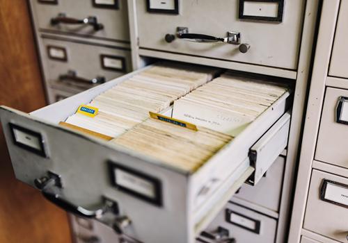 archiwum, księga wieczysta